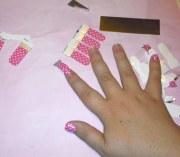 nail polish stickers kira83