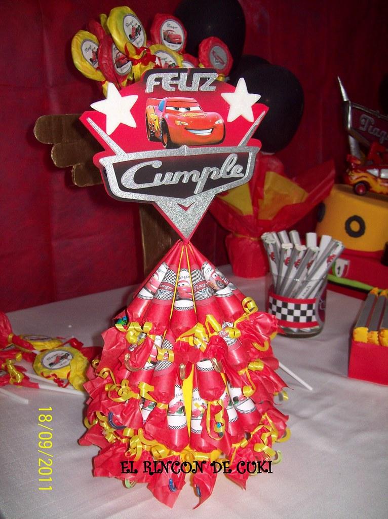 PORTA GOLOSINAS PARAGUITAS CARS 2  Candy bars tematicos co  Flickr
