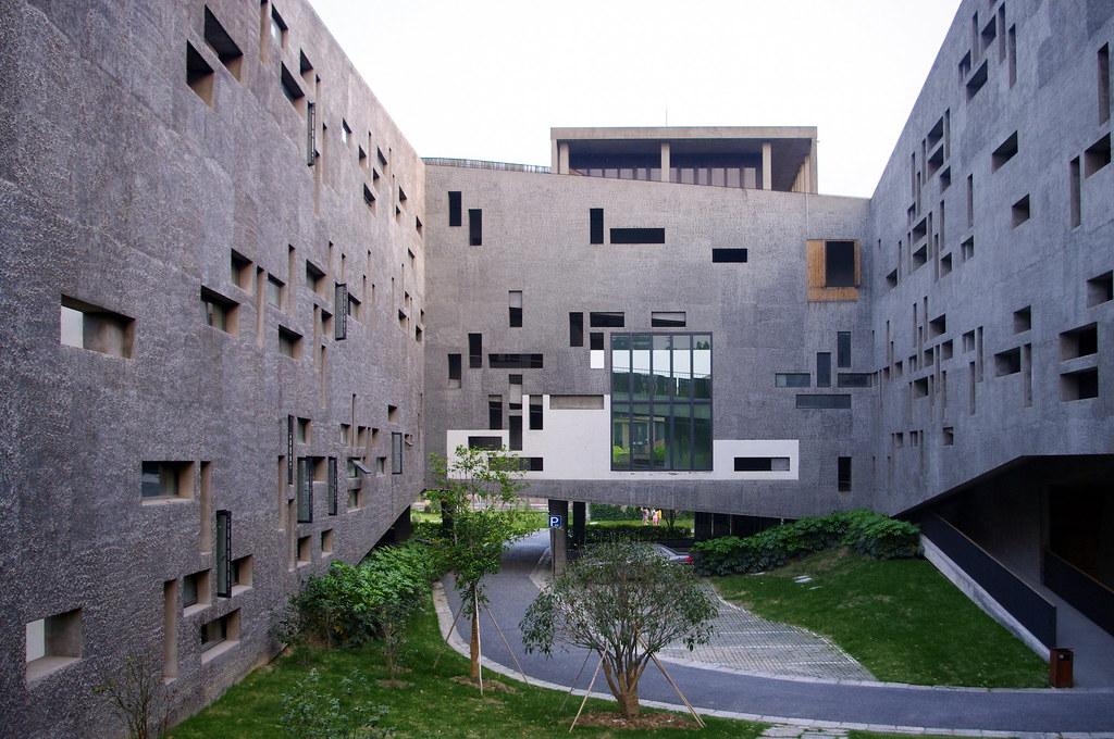 xiangshan campus3  china academy of art xiangshan campus