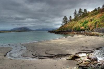 Valentia Island, County Kerry, Ireland | Glanleam Bay ...