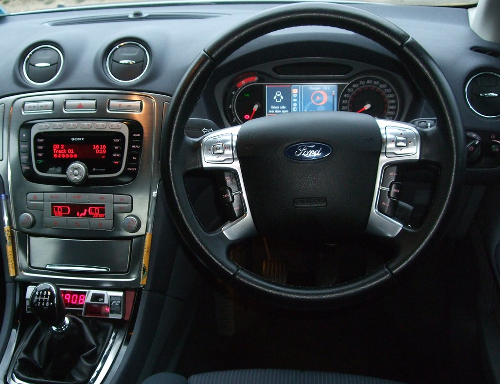 2008 Ford Mondeo Titanium  Stuart Axe  Flickr