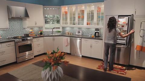 kitchen stores online granite kitchens ge cafe appliances: range, refrigerator, dishwasher, micro ...