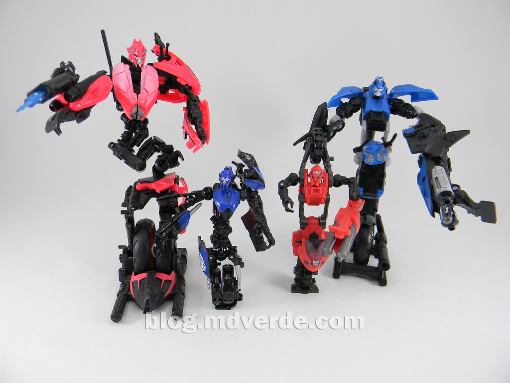 Transformers Chromia RotF Human Alliance  modo robot vs C  Flickr