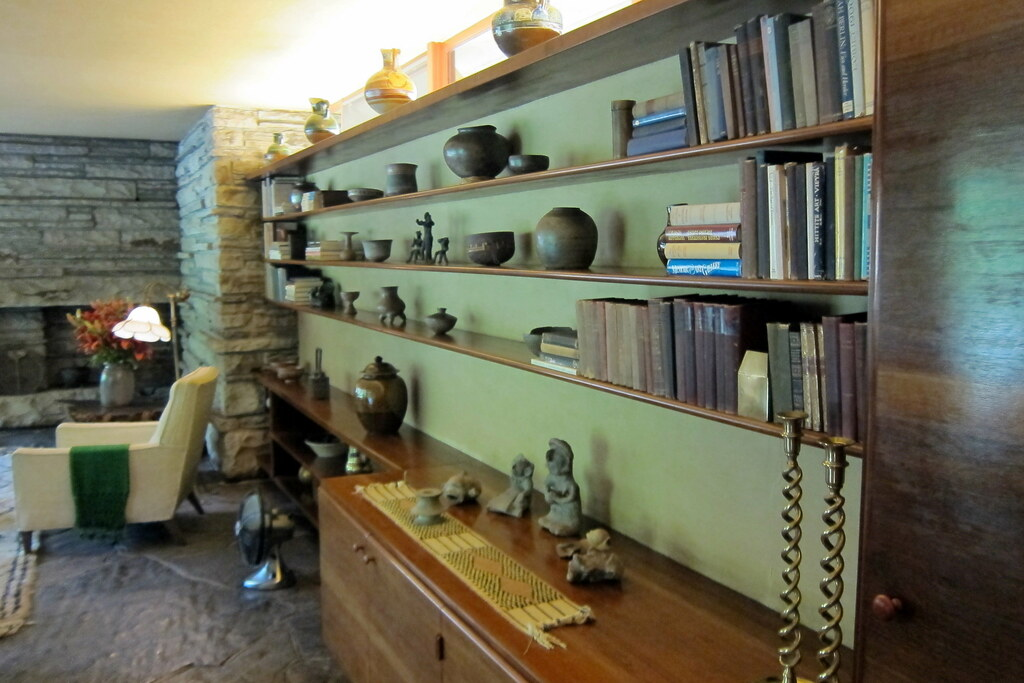 Living Room Built Ins Ideas