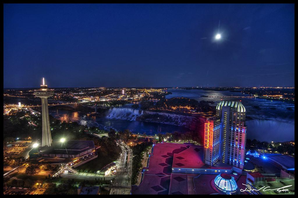 Niagara Falls Night Wallpaper Photos Niagara Falls At Night Web Www Facebook Com