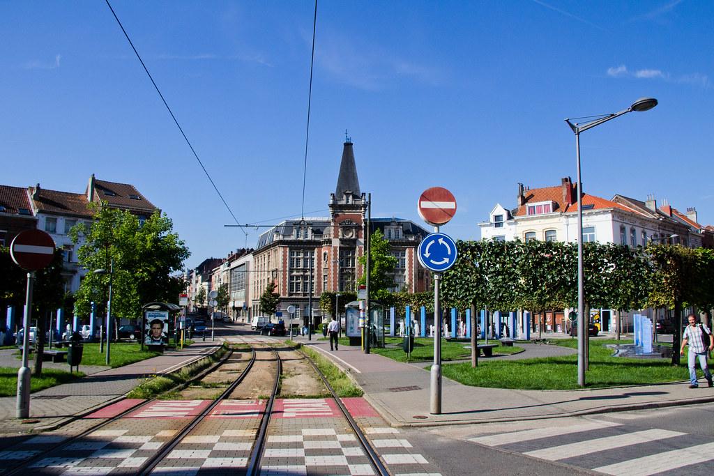 Belgique  Bruxelles  Etterbeek  Place SaintPierre  Flickr