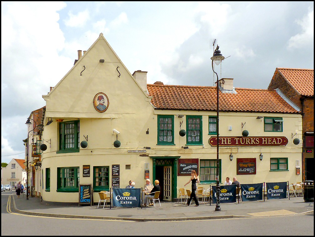 Turks Head Louth Lincolnshire  Another Louth Pub I