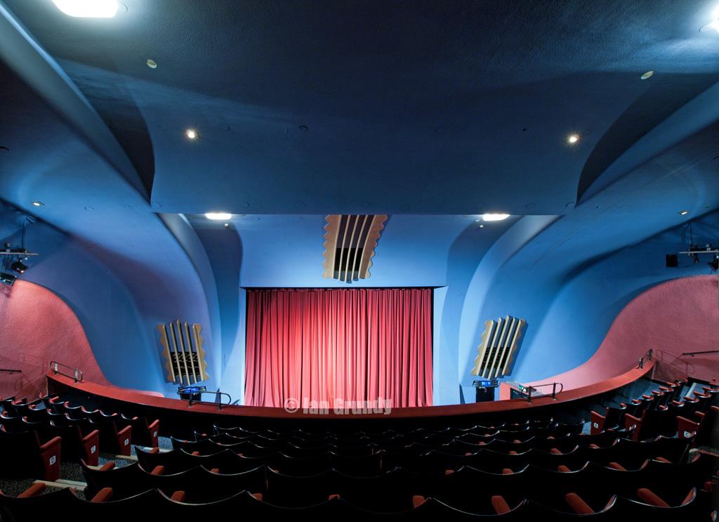 Dalston Rio 4265  Rio Cinema Dalston  seats around 550