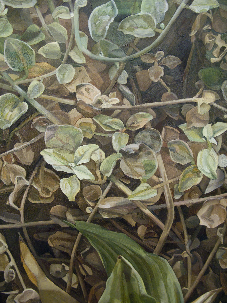Tate Britain Lucian Freud detail  A great artist who