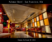 Palomar Hotel San Francisco Usa Hdr Commands Fave