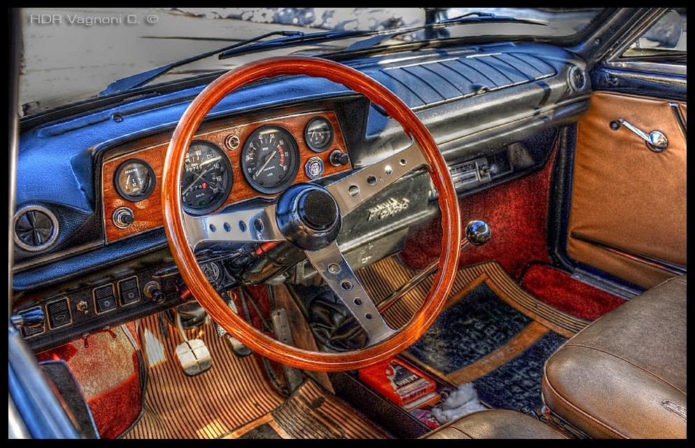 Autobianchi Primula Coup S HDR  Visit my groups