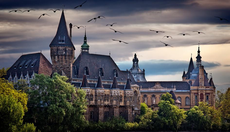 Budapest Castillo de Vajdahunyad I  Angel Villalba