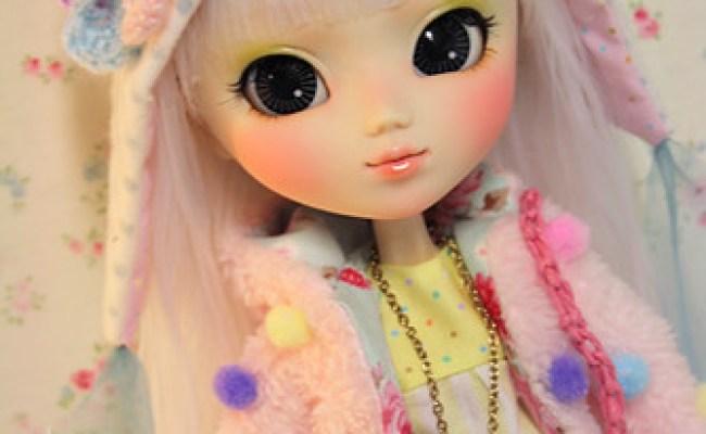 Custom Pullip Doll Poppy White By Nerea Pozo Keera