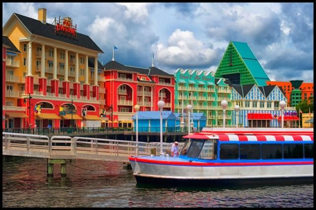 Disney Boardwalk Hotel Resort