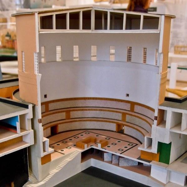 Stadsbiblioteket Stockholm Architect Gunnar Asplund