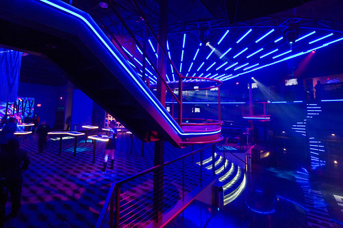 Nightclub Interior Design  Casino Interior Upgrade  Inte
