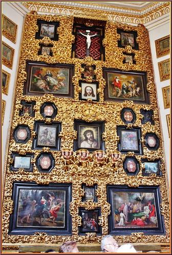Catedral de PueblaCapilla del Espritu Santo Ochavo Pue