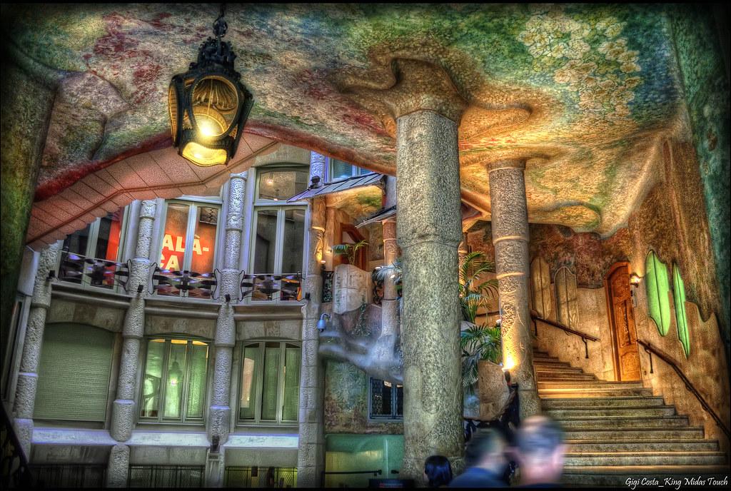 Barcelona_Casa Mil Interior 2 Explore  ________________  Flickr