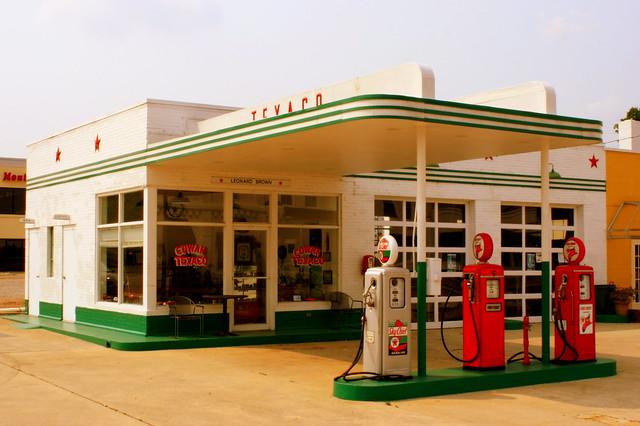 Vintage Cowan TN Texaco  Flickr  Photo Sharing
