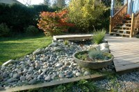 Daryl's dry river rock garden | Rosedale Annie | Flickr
