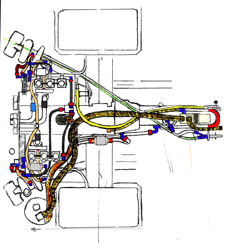hight resolution of  porsche 911 engine porsche 911 gt1 engine details cartoon drawing digital c