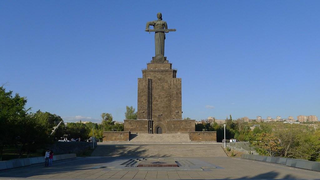 3d World Wallpaper World Mayr Hayastan Statue Armenia Mother Armenia Armenian