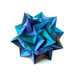 Soccer Ball Modular Origami Diagram Yamaha Wiring Symbols Paradigma I 39m Very Proud To Present