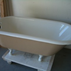 Tub Chair Covers Ireland Windsor Back Chairs Table Ideas For Clawfoot Shower Installing A