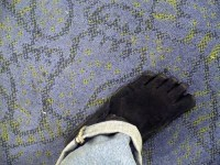 Feets, Don't Fail Me Now! | Industrial carpeting at Thorne ...