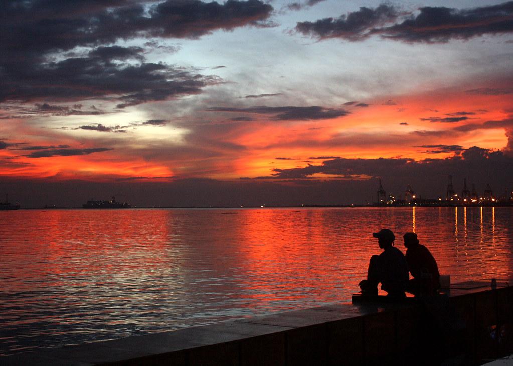 Manila Bay Sunset  Jet Alvarado  Flickr