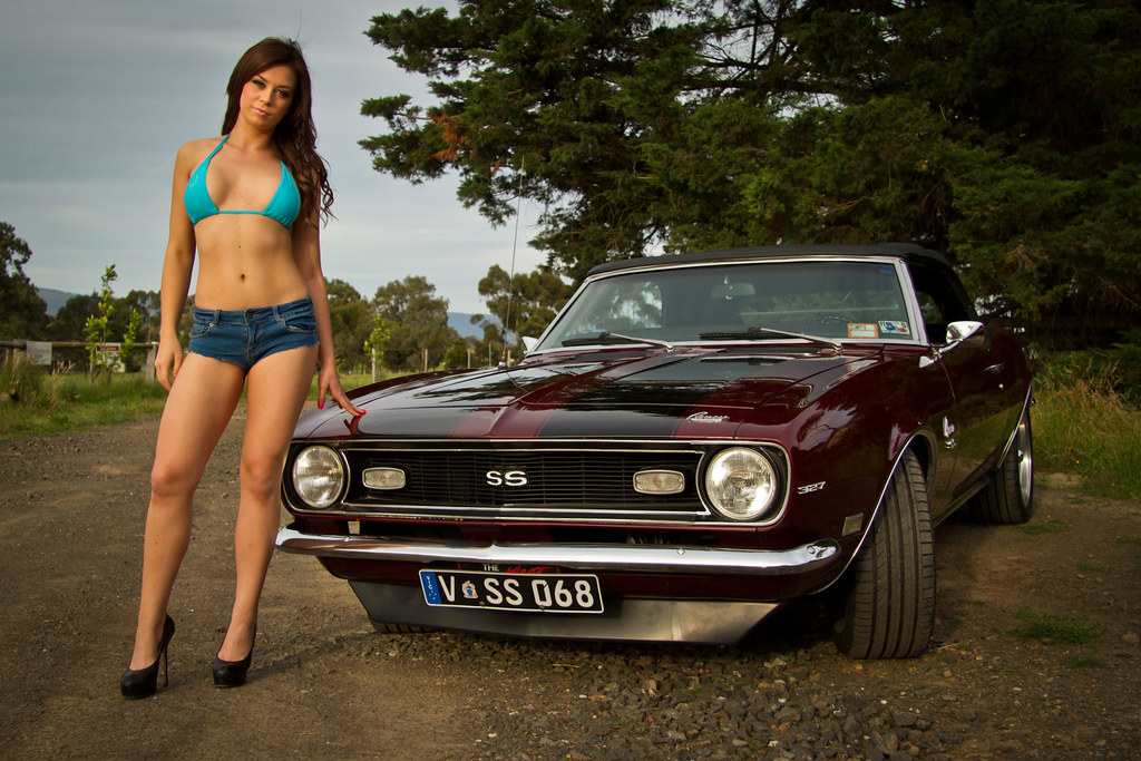 Camaros And Girls Wallpaper Usmuscle 3 20 Shots From My Doreen Muscle Car Shoot