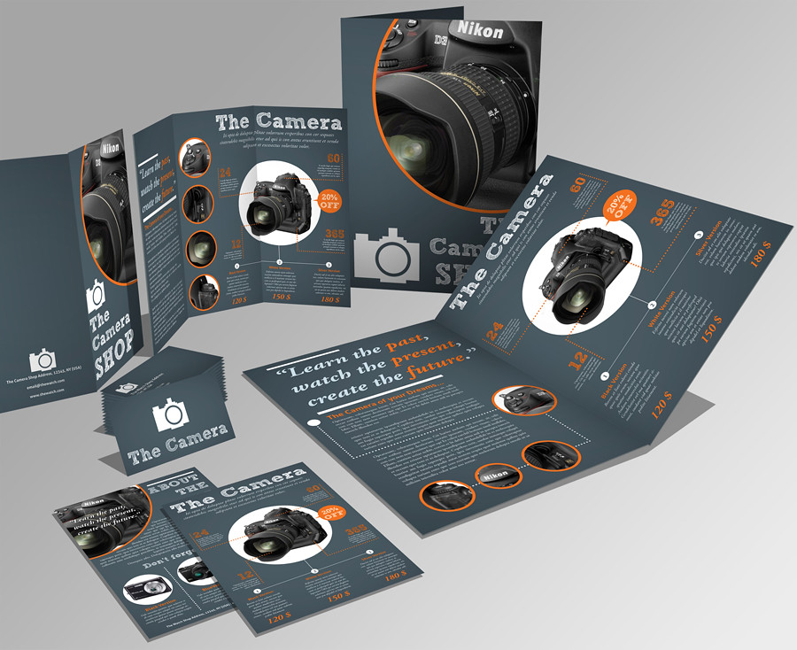 Products Brochures Templates YOU CAN FIND THIS TEMPLATES Flickr