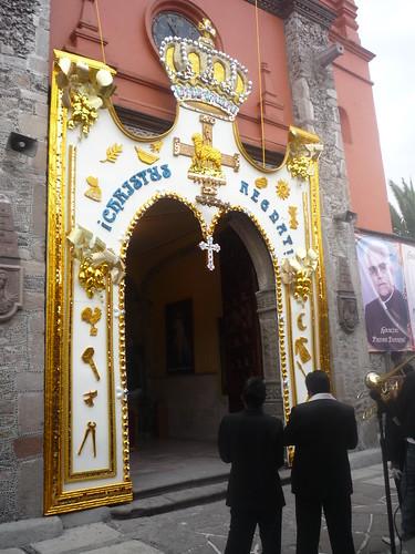 Fiesta patronal de Cristo Rey Tulpetlac  Fiesta patronal