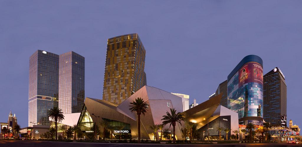 City Center  Las Vegas Panoramic  Follow me here too Goo  Flickr
