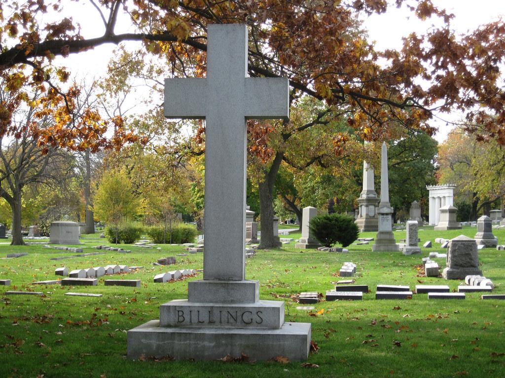 Graceland Cemetery Chicago Eastlake Victorian Flickr