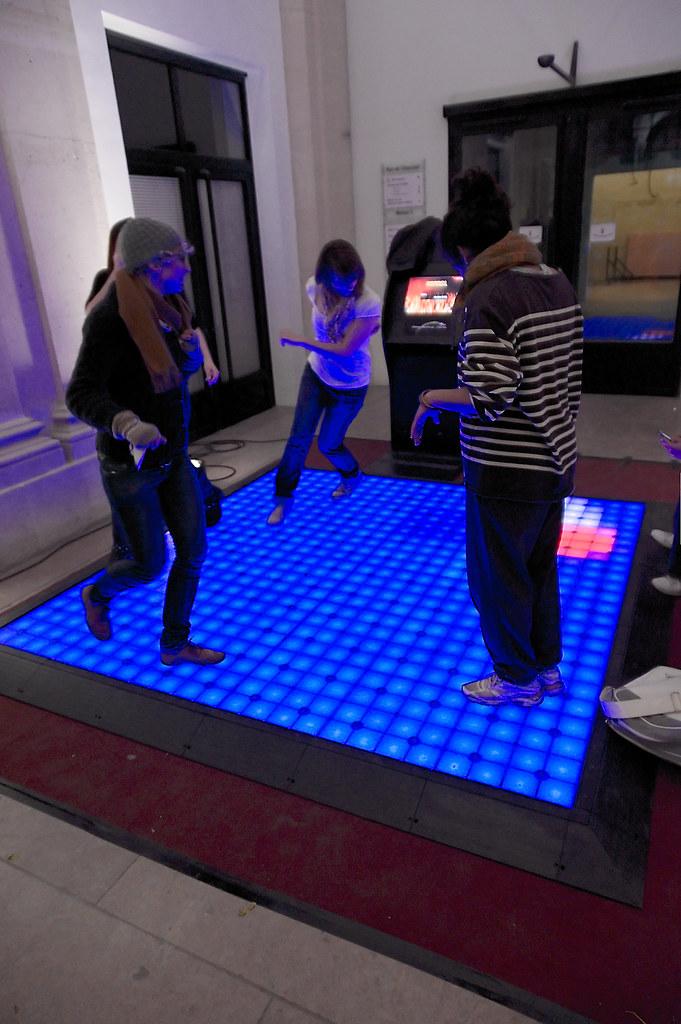 Tapis lumineux  Tapis lumineux jeu  led interactif