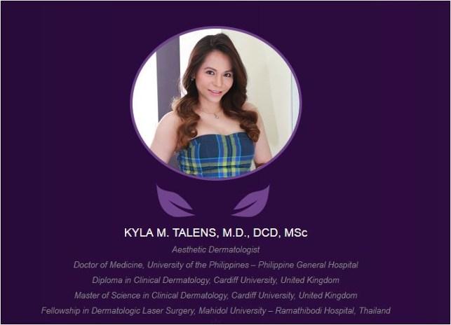 Dra Kyla Talens