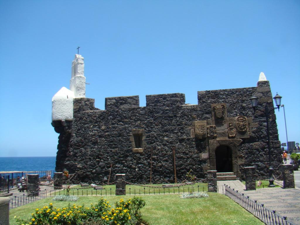 Castillo de San Miguel Garachico isla de Tenerife 08