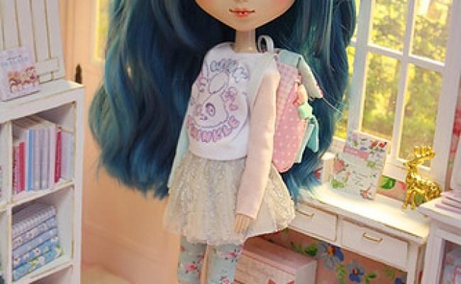 Lan Azure Ooak Custom Pullip Doll Keera Flickr