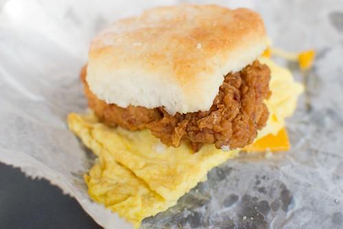 Sunrise Biscuit Kitchen Chicken Egg Cheese Flickr