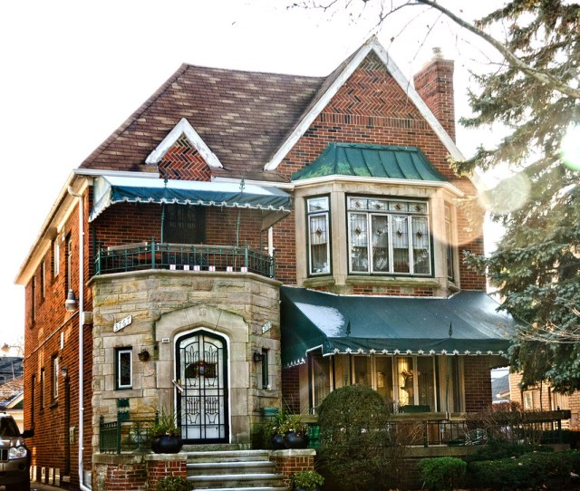 Florence Ballards Home  Buena Vista Detroit Mi By Doug Coombe