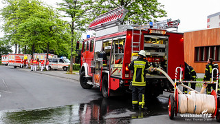 Kellerbrand Raunheim 29.05.16