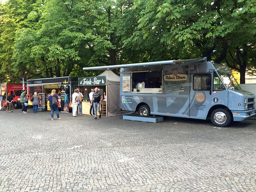 Things to do this July: Visit Gaumenfreuden Street Food Market!
