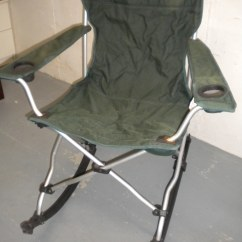 Coleman Rocking Chair Desk Cushion Staples Camping 10chf Sandrabejar Flickr By