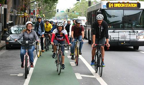 Movers & Shakers Ride 2016 DTSJ San Fernando Street