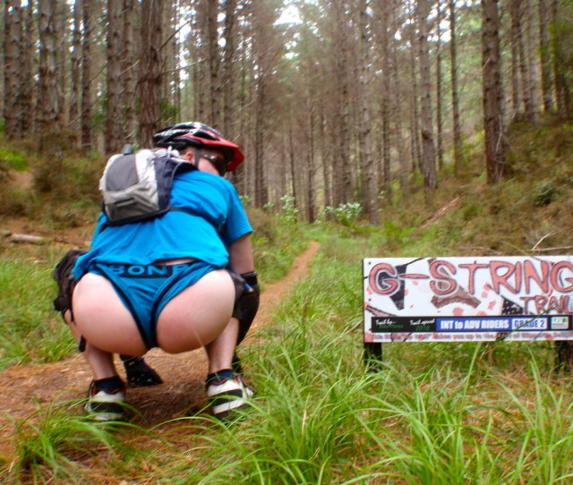 Amateur Willy Confirms By Masterbikers G String Trail Amateur Willy Confirms By Masterbikers