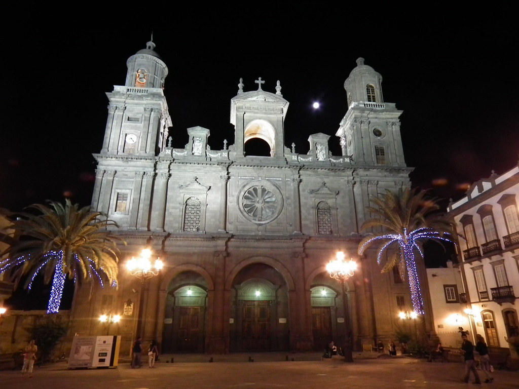 Catedral Plaza de Santa Ana Vegueta Las Palmas de Gran Canaria 15