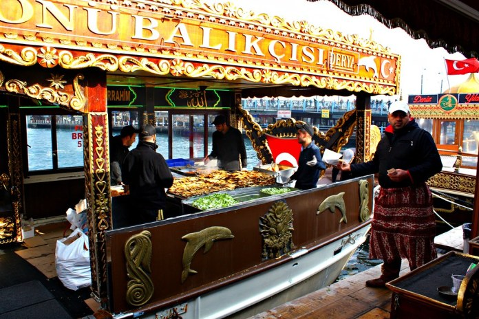 Image result for fried fish sandwich istanbul