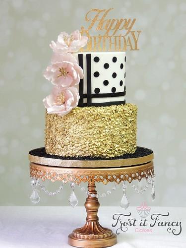 Virginia Happy Birthday Virginia This Cake Was Made