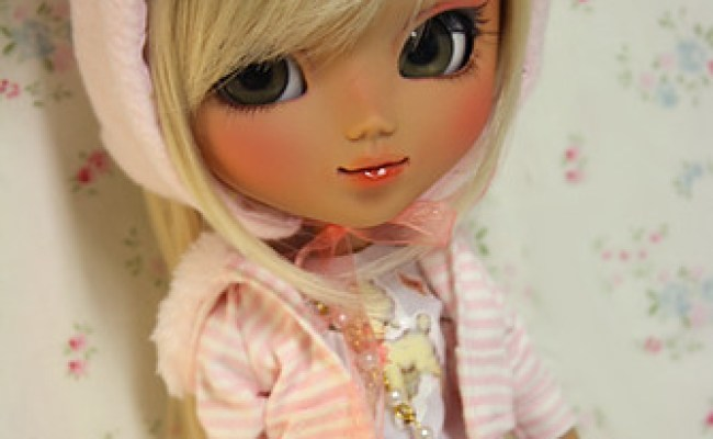 Custom Pullip Doll Venice Cookie By Nerea Pozo